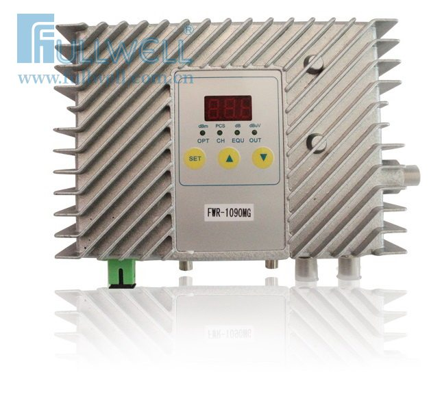FTTB 2 way Optical Receiver