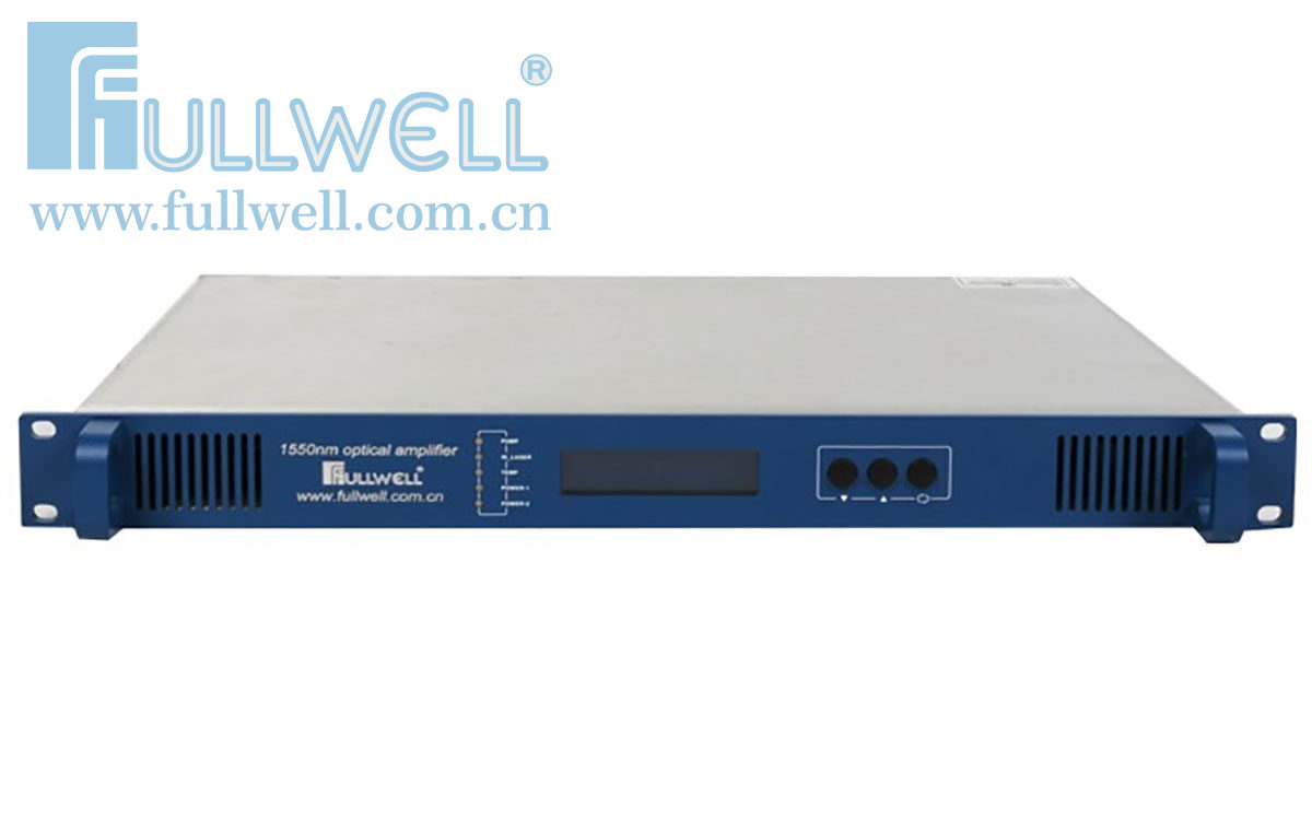C-band Line DWDM Fiber Amplifier