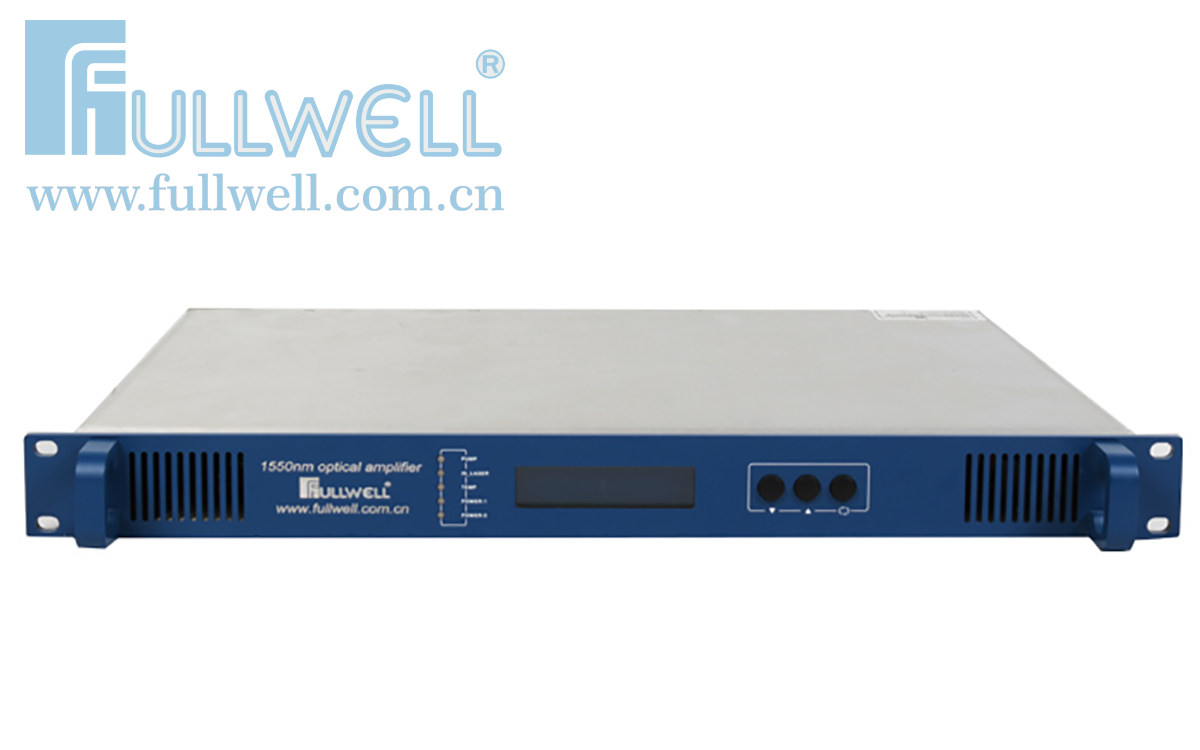 FWMA-1550 Series Raman Fiber Amplifier