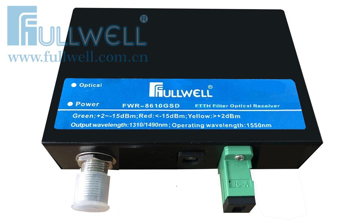 Filter Optical Receiver ( Metal case )
